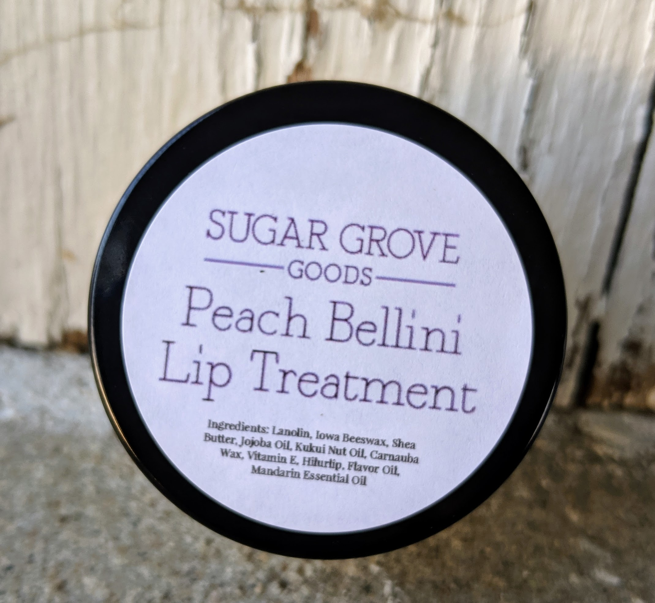 Peach Bellini Lip Treatment